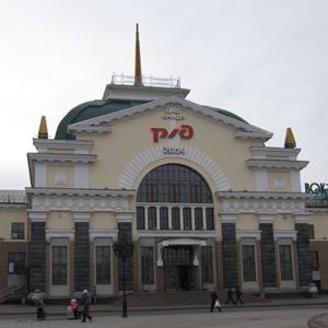 Железнодорожные вокзалы Благовещенска